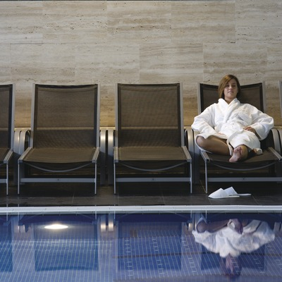 Hotel i Spa Wellness.    (© Nano Cañas)