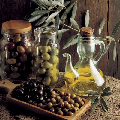 Olives.  (© Pere Pons)