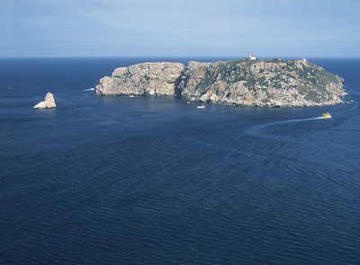 Punta de la Barra, the Medes Islands  (© Servicios Editorials Georama)