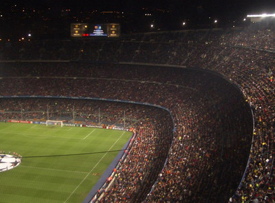 Camp Nou     (© BCN Travel)