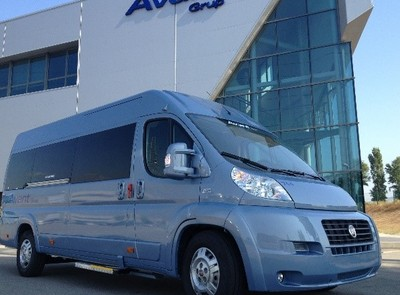 Avant Grup. Sustainable Mobility Solutions